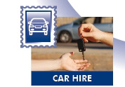 Search for car hire deals