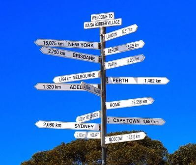 Tell Us Where To Go!