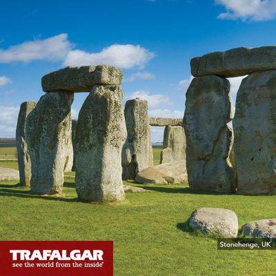 Trafalgar Britain And Ireland Panorama