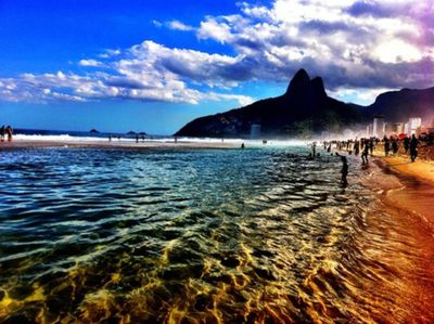 New York To Rio With Cunard