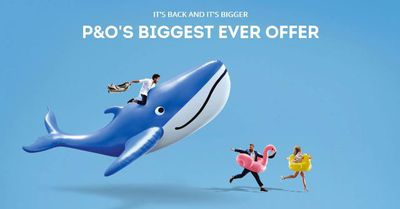 Its P And O's Biggest Ever Offer