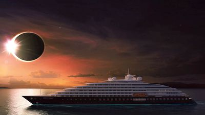 The Worlds First Discovery Yacht Scenic Eclipse