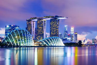 Sensational Singapore With Qantas Holidays