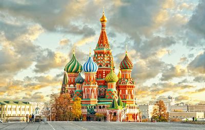 Wonders Of St Petersburg And Moscow