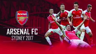 Arsenal Are Coming To Sydney In 2017