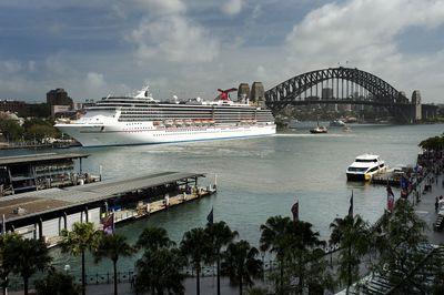 21 Night Sydney To Honolulu Fly Cruise