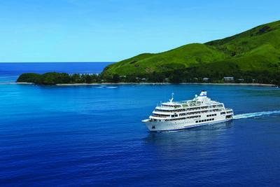 7 Night Fijian Islands Fly Cruise Package