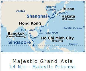 Princess Majestc Grand Asia